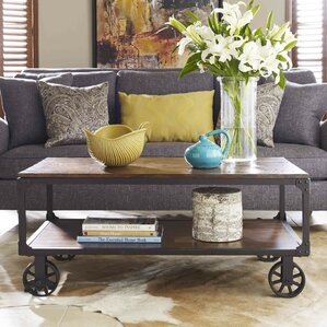 Atakent Coffee Table by Trent Austin Design