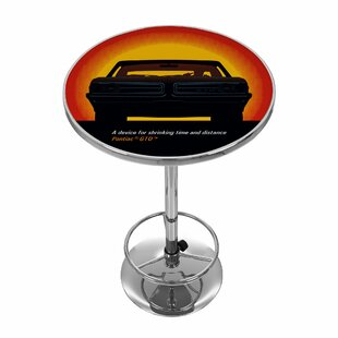 Pontiac GTO Time and Distance Pub Table