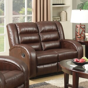 Dacey Lynn Motion Reclining Loveseat by ACME Furniture