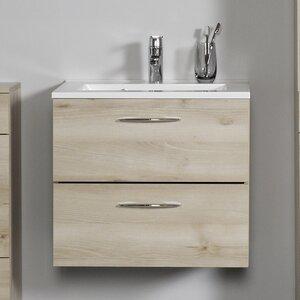 Held Möbel 60 cm Wandmontierter Waschtisch Sale..