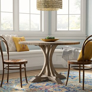 Adella Solid Wood Dining Table