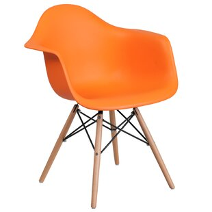 Captivating Acrylic Orange Kitchen U0026 Dining Chairs Youu0027ll Love | Wayfair