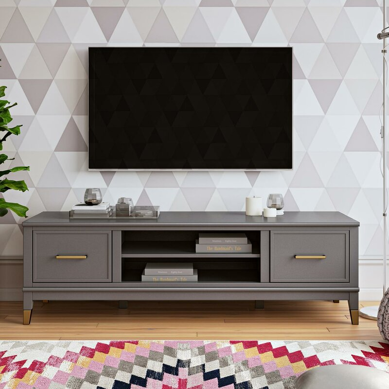 01b0d61b CosmoLiving by Cosmopolitan Westerleigh TV Stand for TVs up to 65