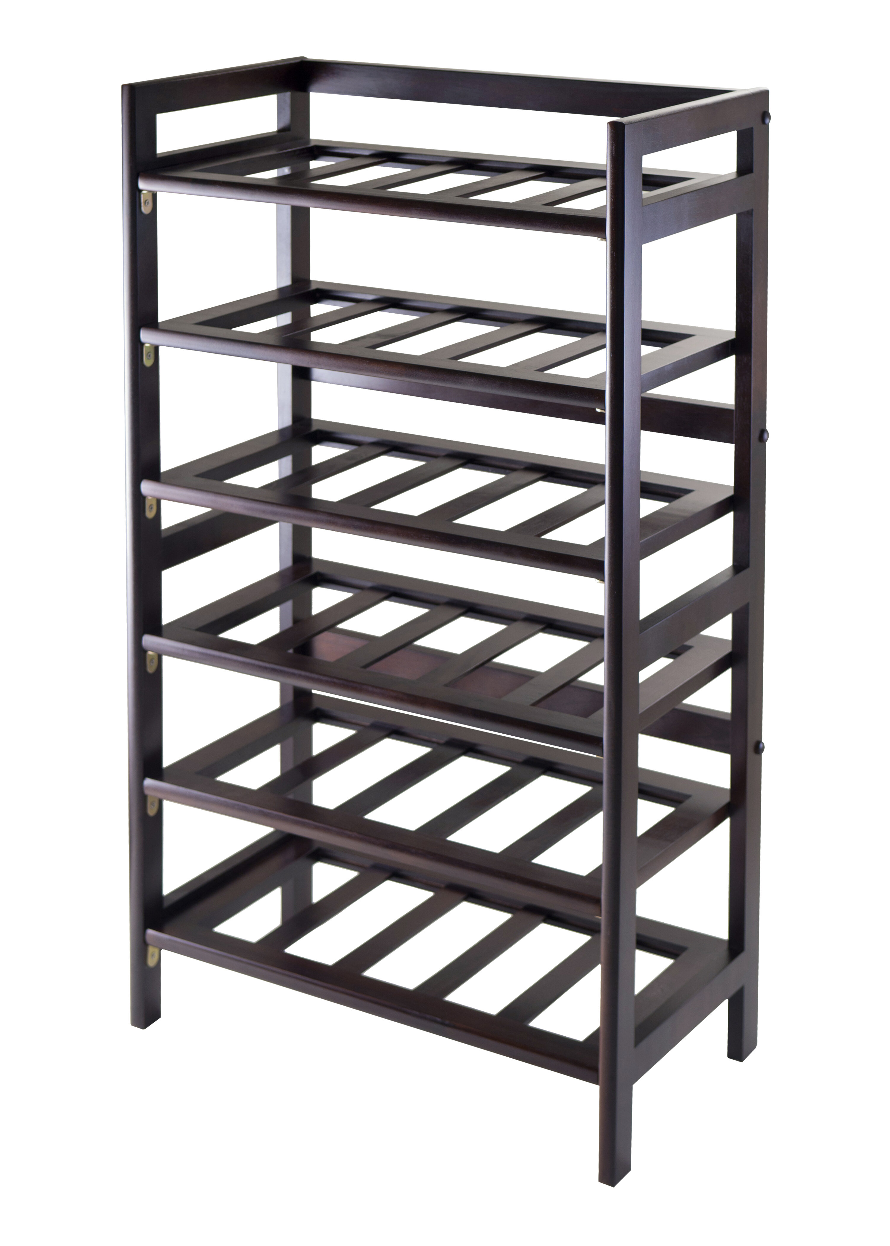 lined multiples displayed or looks up other next each iron this rack to metal rustic shape black a pin frame honeycomb with great alone wine wood
