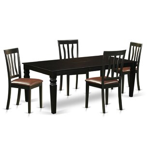 Annawan 5 Piece Dining Set