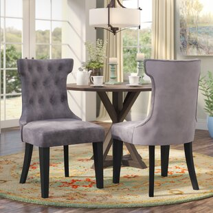 upholstered dining room chairs with arms oversized quickview upholstered kitchen dining chairs youll love wayfair