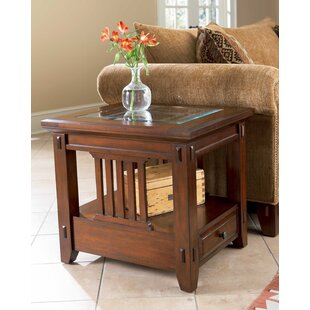 Well-known Broyhill Charging End Table | Wayfair TO47