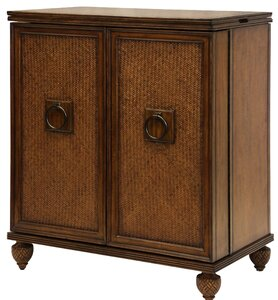 Kinser Plantation Bar Cabinet
