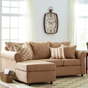 Dewitt Sectional : brown microfiber sectional couch - Sectionals, Sofas & Couches