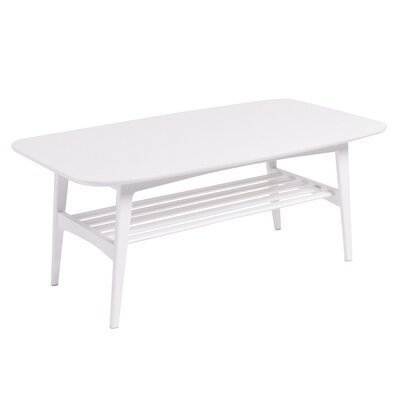 Modern White Coffee Tables Allmodern