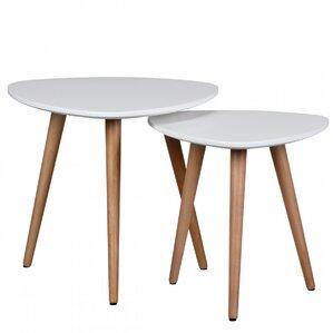 Hvidovre 2 Piece Nesting Tables