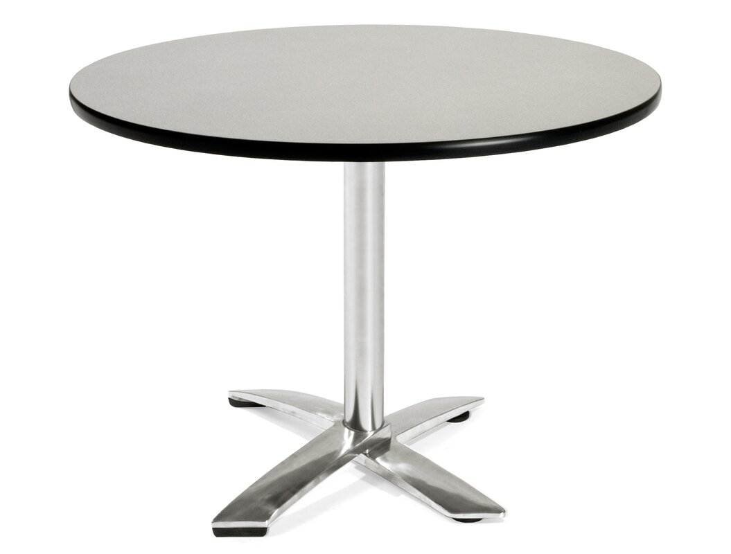 "Multi Purpose Table ofm 42"" round folding multi-purpose table & reviews 