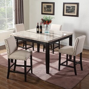Counter Height Kitchen & Dining Tables You\'ll Love | Wayfair