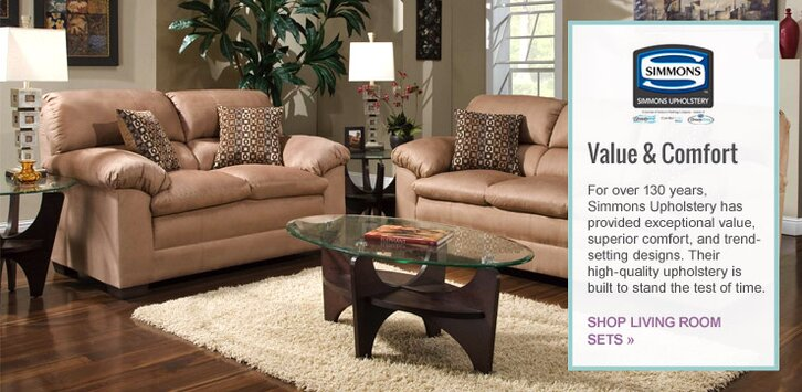 Simmons Upholstery | Wayfair