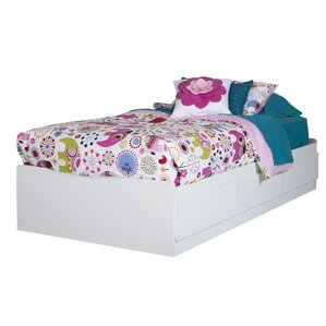 Logik Twin Mate's Bed with Storage by South Shore