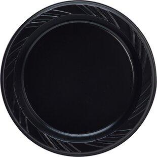 Round Plastic Plates  sc 1 st  Wayfair & Plastic Divided Plates | Wayfair