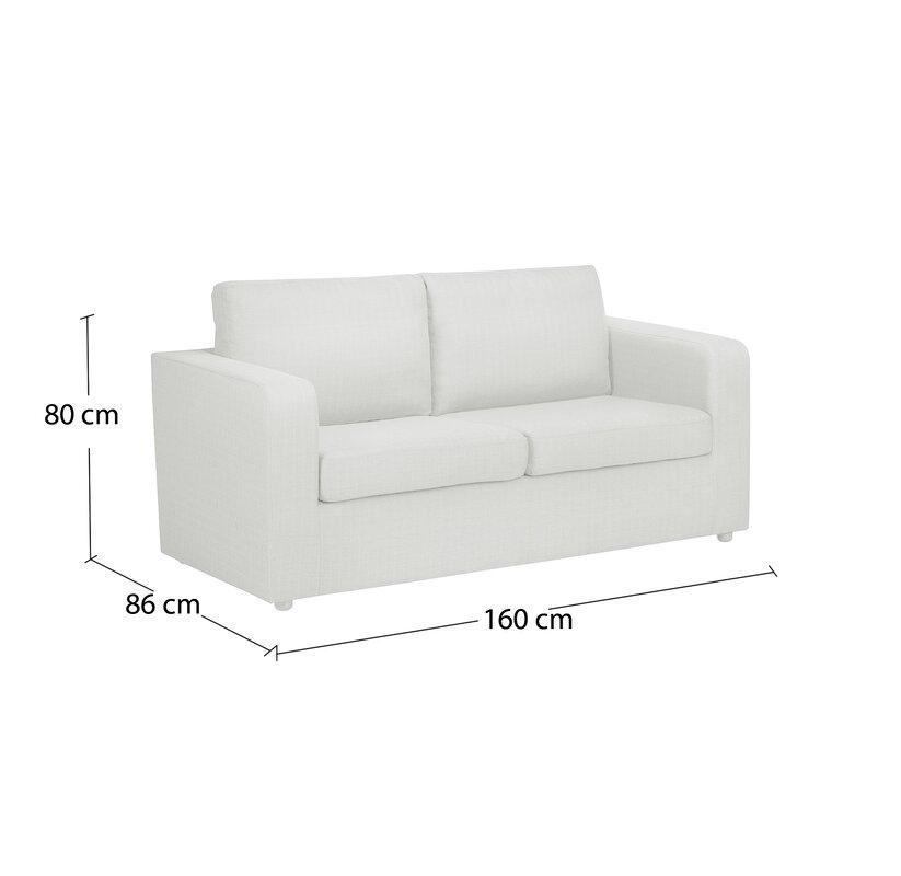 modern you 2 sitzer schlafsofa canning bewertungen. Black Bedroom Furniture Sets. Home Design Ideas