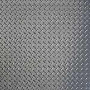 10 ft. x 24 ft Garage Flooring Roll in Gray
