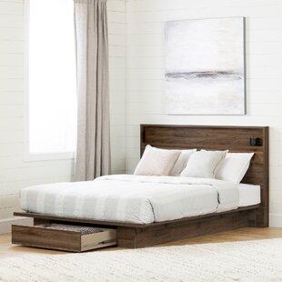 Low platform beds with storage Storage Underneath Quickview Wayfair Very Low Platform Bed Wayfair