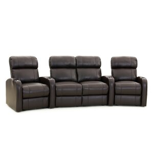 Diesel XS950 Home Theater Loveseat (Row of 4) by Octane Seating
