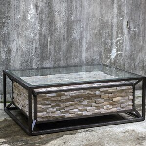 Braxten Reclaimed Teak Coffee Table by Union..