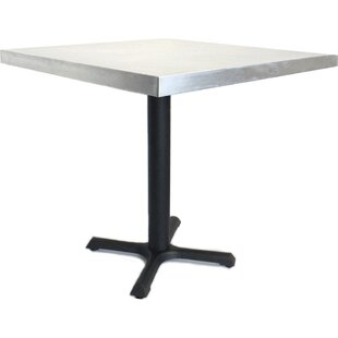 Inch Square Dining Table Wayfair - White square pedestal table