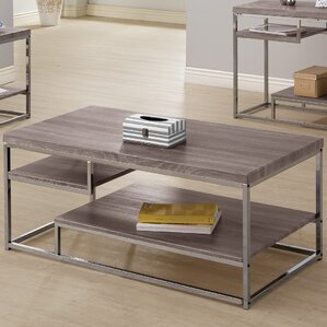 Estes Coffee Table by Varick G..