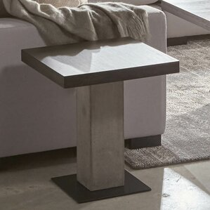 Alphonse End Table by 17 Stories