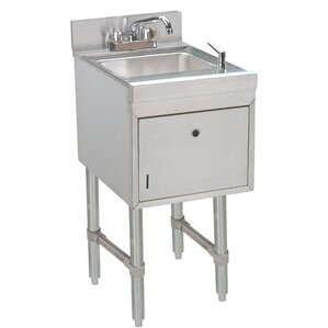 stainless steel utility sinks you 39 ll love wayfair. Black Bedroom Furniture Sets. Home Design Ideas