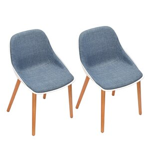 Vanegas Beechwood Dining Chair (Set of 2) by George Oliver