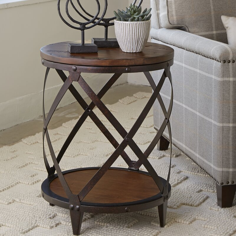 Beckfield End Table