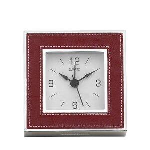 James Desktop Clock
