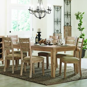 Valero Extendable Dining Table by Bay Isl..