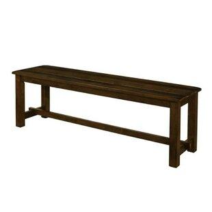 Vanscoy Pastoral Sylvan Dining Side Bench