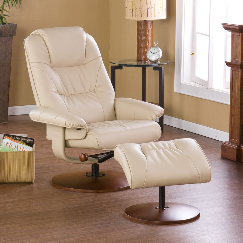 Fin City Manual Swivel Glider Recliner With Ottoman & Red Barrel Studio Fin City Manual Swivel Glider Recliner With ... islam-shia.org