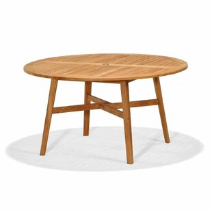 Pulver Solid Wood Dining Table