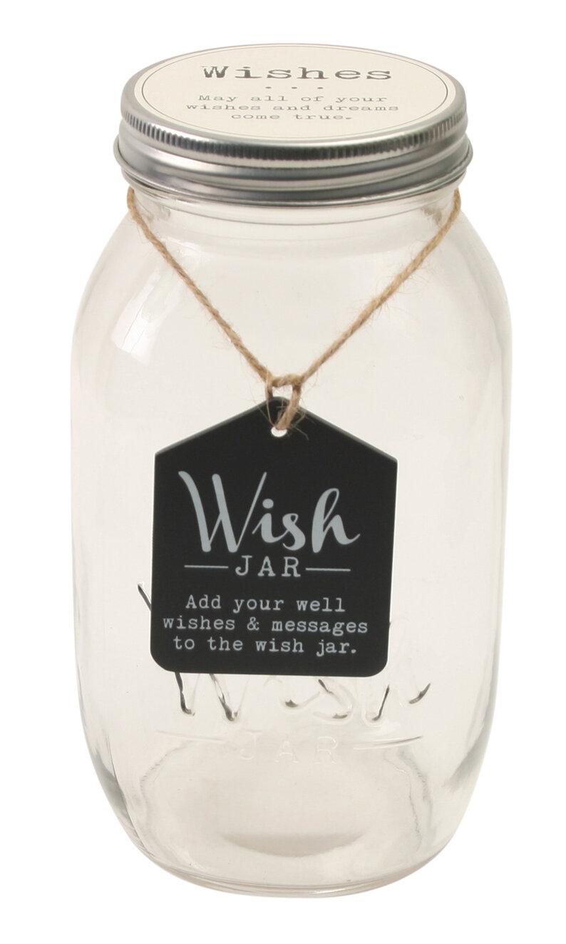 Top Shelf Everyday Wish Jar