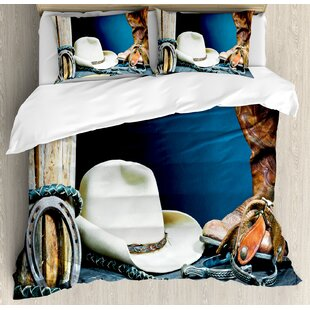 Cowboy Rustic Western Bedding Wayfair