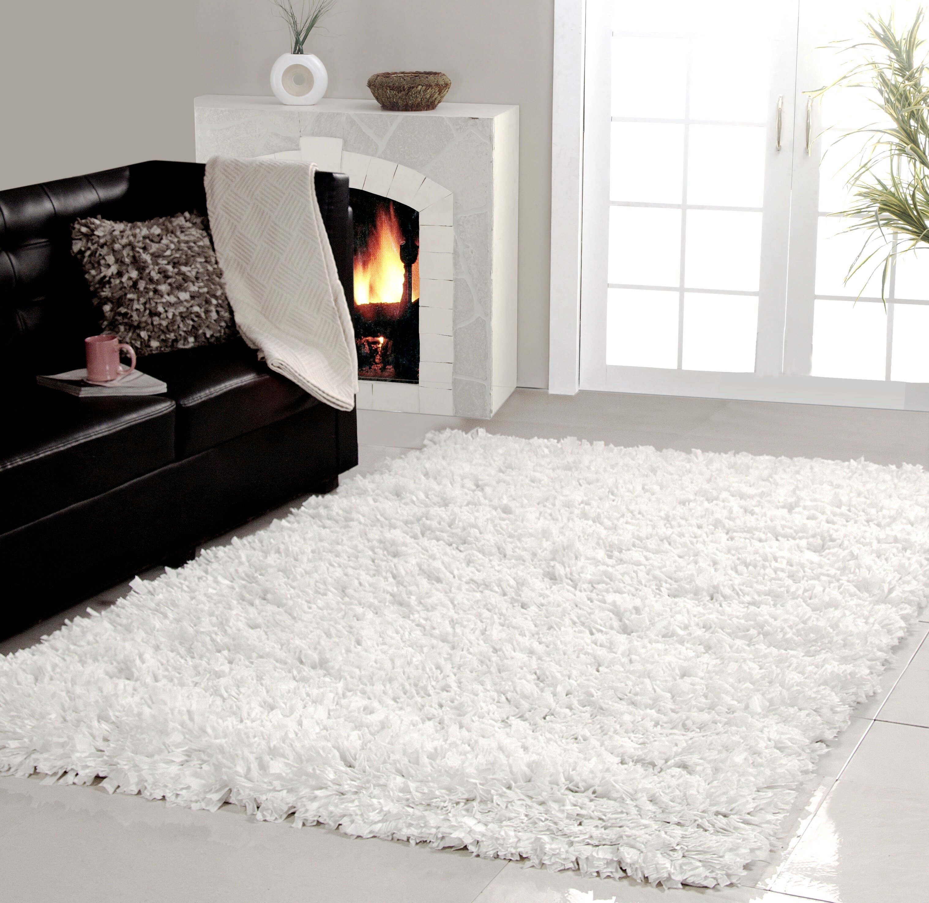 Affinity Linens Home Collection Cozy Area Rug 8 X