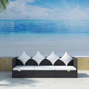 Sofa mit Kissen von dCor design