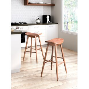 O'Connell 29.9 Bar Stool (Set of 2)