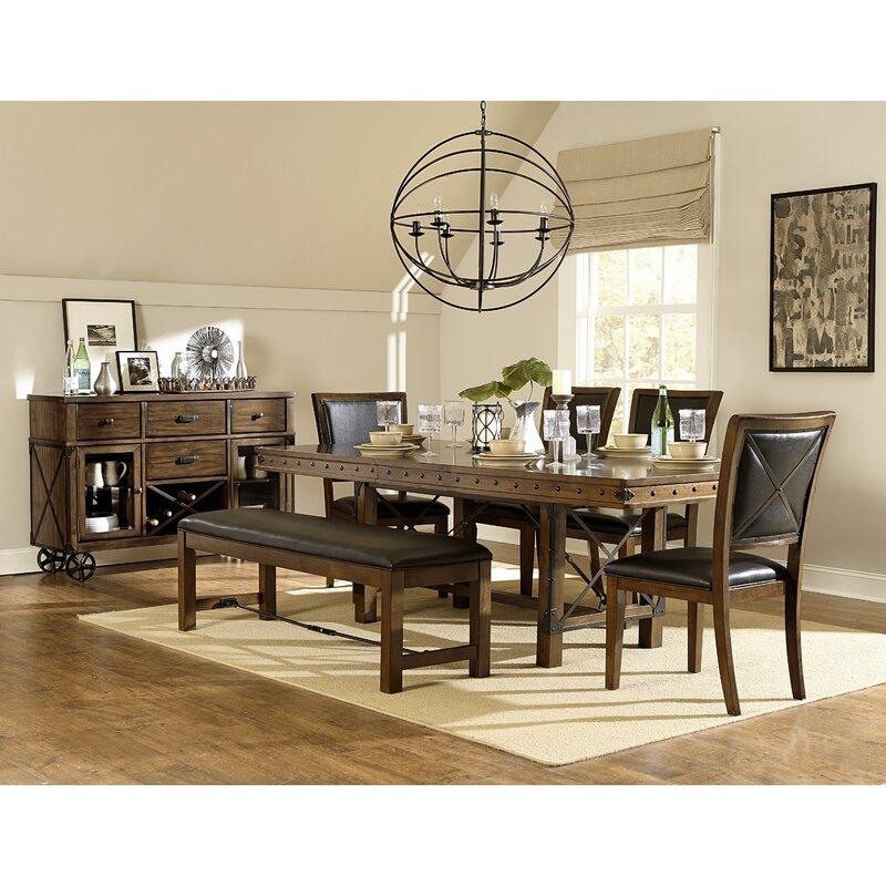 354ca6334e76 Trent Austin Design Alegre Extendable Dining Table