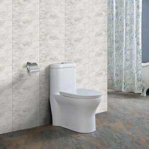 Monacou00ae 1.28 GPF Elongated One-Piece Toilet