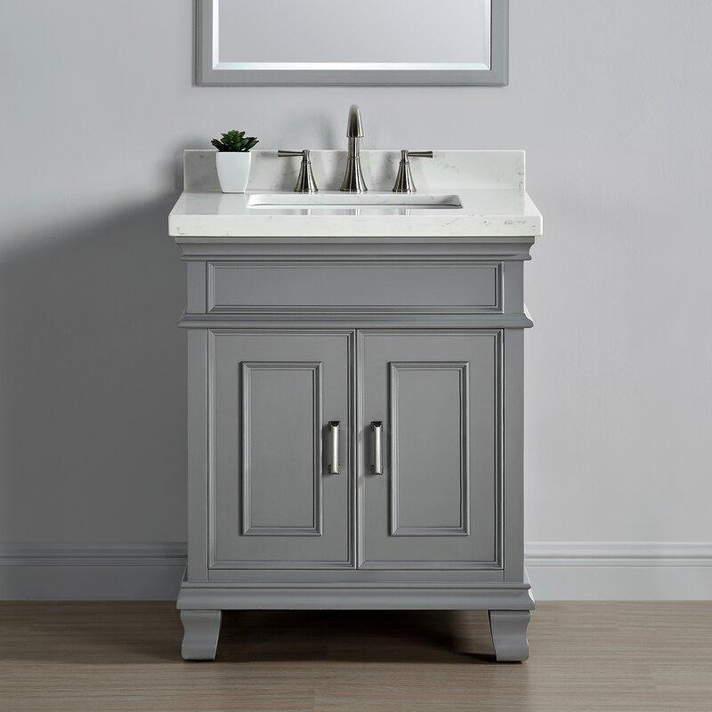 anneke 28 single bathroom vanity set - Vanity For Bathroom