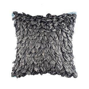 Cerrone Loose Leaves Indoor Polyester Pillow Cover