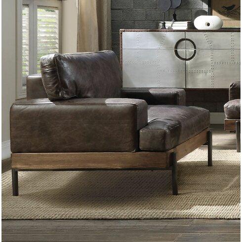 17 Stories Mavis Chair And A Half Wayfair