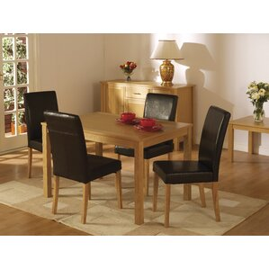 Ivana Dining Set With 4 Chairs Part 38