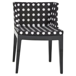 Mademoiselle Fabric Side Chair by Kartell
