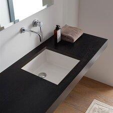 Bathroom Sinks Square modern square bathroom sinks | allmodern