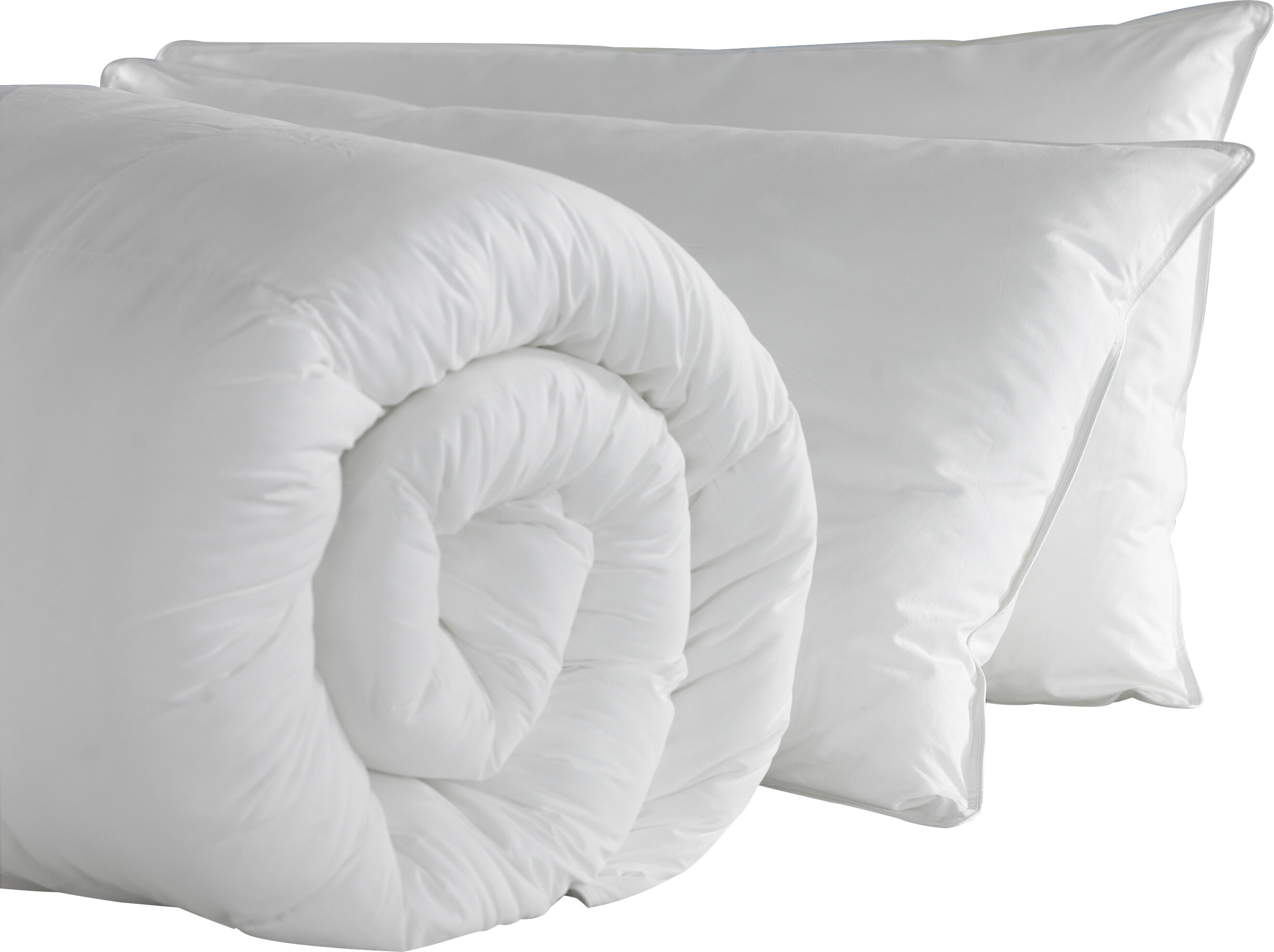 Soft As Down Polyester 10 5 Tog Duvet By The Pillow Company